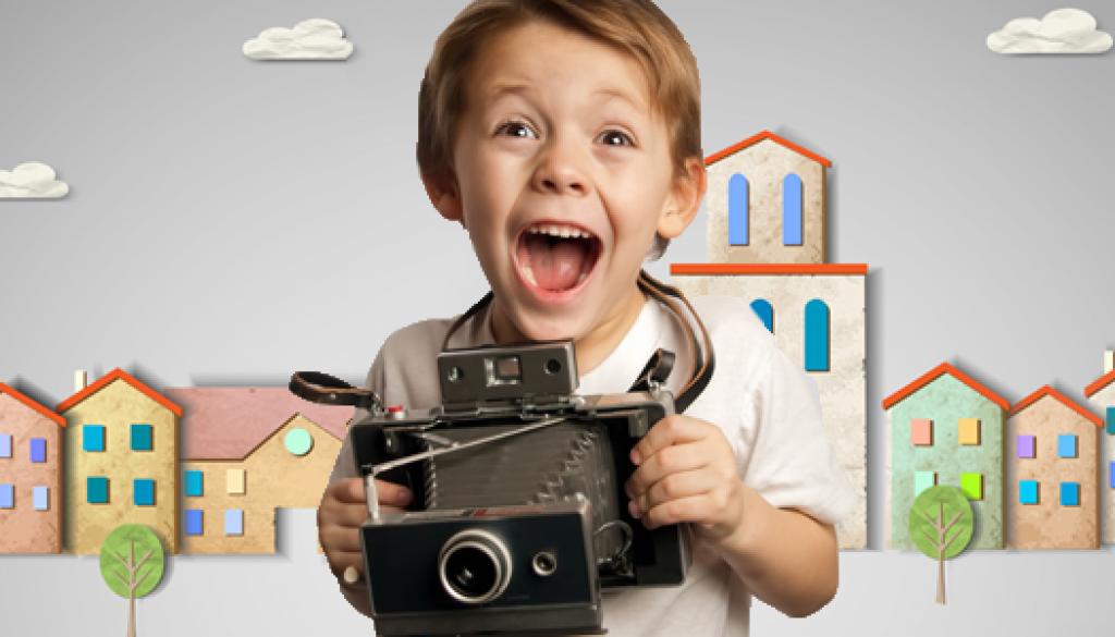 курс по фотография за деца 8-14