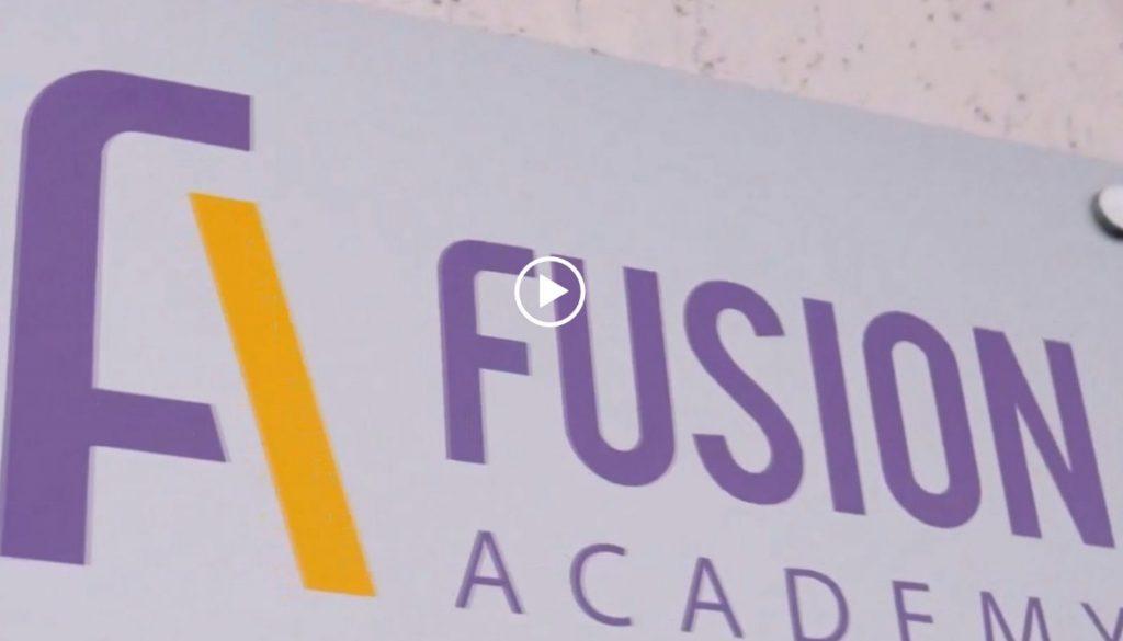 fusion-academy-sign