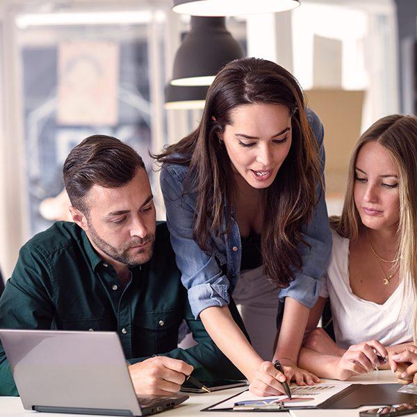 Курсът по бизнес английски е за хора, работещи в бизнес средата. Часовете насърчават критичното и обективното мислене, разрешаване на бизнес сценарии и бизнес кореспонденция.
