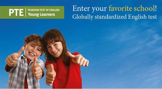 подготвка за изпита PTE за деца - pte-young-learners