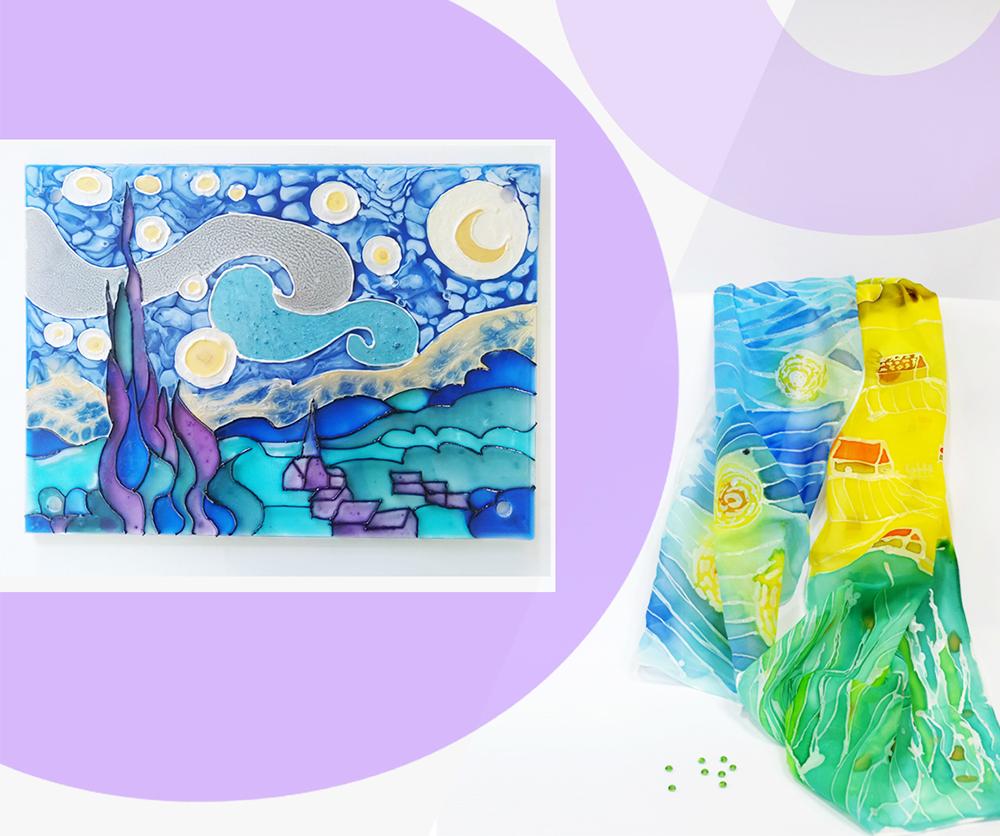 The art of the artist – Ван Гог